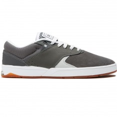 DC Tiago S Shoes - Grey/White