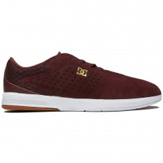 DC New Jack S Shoes - Maroon