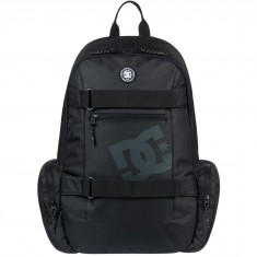 DC The Breed Backpack - Black/Black