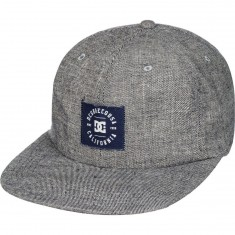 DC Melties Hat - Grey Heather
