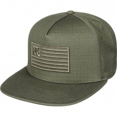 DC Flagman Hat - Fatigue Green