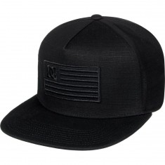 DC Flagman Hat - Black
