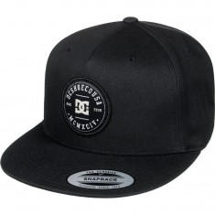 DC Simple Sam Hat - Black