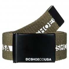 DC Chinook 2 Belt - Vintage Green