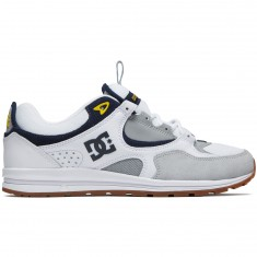 DC Kalis Lite Shoes - White/Grey/Yellow