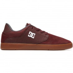 DC Plaza TC Shoes - Maroon