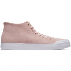 DC Evan Smith Hi Zero Shoes - Light Pink