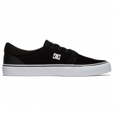 DC Trase S Shoes - Black/Black/White