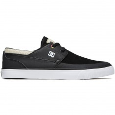DC Wes Kremer 2 Shoes - Black/Black/White