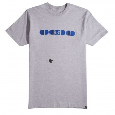 DC Global Salutes T-Shirt - Grey Heather