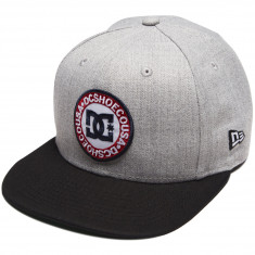 DC Speedeater Hat - Grey Heather