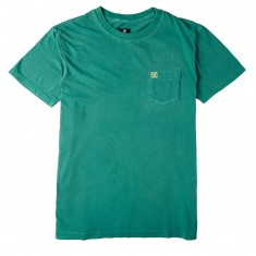 DC Dyed Pocket T-Shirt - Deep Sea