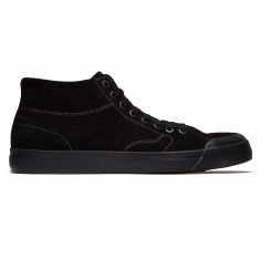 DC Evan Smith Hi Zero Shoes - Black/Black/Black