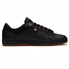 DC Astor Shoes - Black/Gold