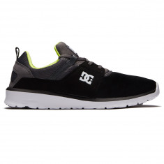 DC Heathrow Shoes - Black/Battleship/Lim