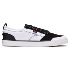 DC Evan Smith Shoes - Black/White/Red