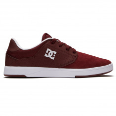 DC Plaza TC S Shoes - Maroon