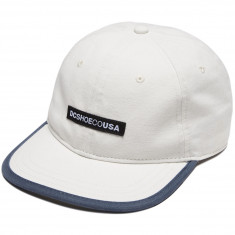 DC Basicali Hat - Antique White
