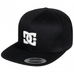 DC Snappy Hat - Dark Shadow