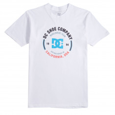 DC Round About T-Shirt - White
