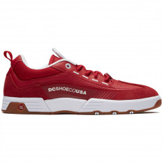 DC Legacy 98 Slim Shoes - Red