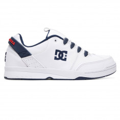 DC Syntax Shoes - White/Navy