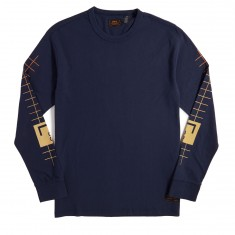 Levis Graphic Longsleeve T-Shirt - Pool Gradient