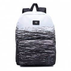 Vans Old Skool II Backpack - White/Dark Water
