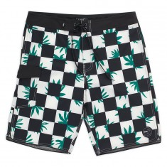 Vans Mixed Scallop Boardshorts - Peace Checker