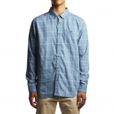 Vans Glenshaw Shirt - Copen Blue Heather
