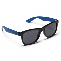 Vans Spicoli 4 Sunglasses - Black/Victoria Blue