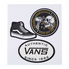 Vans Patch Pack - Assorted