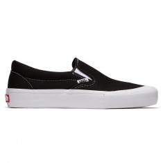 Vans Slip-On Pro Shoes - Black/White