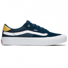 Vans Style 112 Pro Shoes - Reflecting Pond/White
