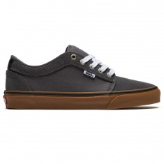 Vans Chukka Low Shoes - Pewter/White/Gum