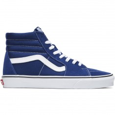 Vans Sk8-Hi Shoes - Estate Blue/True White