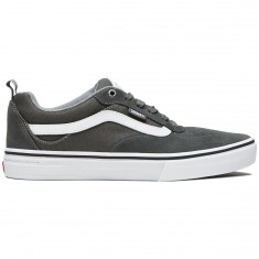 Vans Kyle Walker Pro Shoes - Gunmetal/White