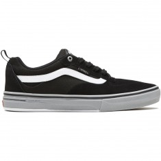 Vans Kyle Walker Pro Shoes - Black/Frost Gray/White
