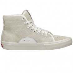 Vans AV Classic High Pro Shoes - Blanc