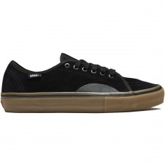 Vans AV Classic Pro Shoes - Black/Gum