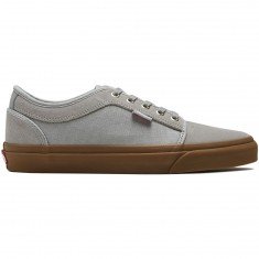 Vans Chukka Low Shoes - Drizzle/Gum