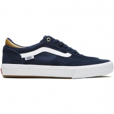 Vans Gilbert Crockett Pro 2 Shoes - Dress Blues/Medal Bronze/White