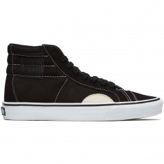 Vans Style 238 Shoes - Licorice/True White