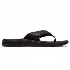 Reef Rover Sandals - All Black