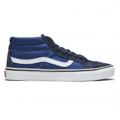 Vans Sk8-Mid Reissue Shoes - Parasian Night/True White