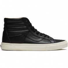 Vans SK8-Hi Reissue Shoes - Black/Porcini
