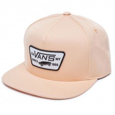 Vans Full Patch Snapback Hat - Apricot Ice