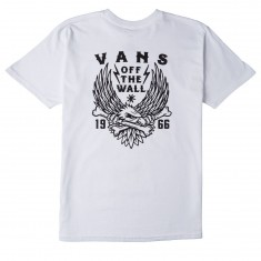 Vans Eagle Bones T-Shirt - White