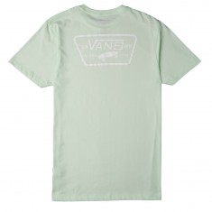 Vans Full Patch Back T-Shirt - Ambrosia/White
