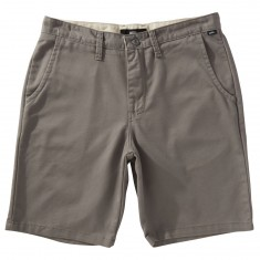 "Vans Authentic Stretch 20"" Shorts - Frost Grey"